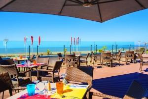 Hotel Spa du Bery St Brevin - Restaurant Terrasse
