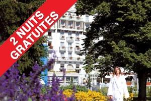 Hôtel Radiana & Spa – 2 nuits gratuites