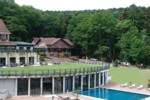 Hotel les Violettes & Spa - Vue Extérieure