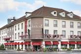 Hôtel la Jamagne & Spa - Façade jour