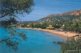 Hôtel Valescure Golf & Spa - Plage de la Beaumette à Agay à 9km de l'hôtel ©JF.Cholley