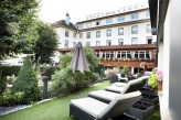 Hôtel la Jamagne & Spa - Terrasse