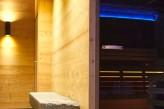 Hôtel la Jamagne & Spa - Couloir Sauna