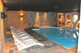 Hôtel la Jamagne & Spa - Piscine transats