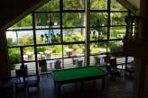 Hôtel du Parc à Hardelot - Intérieur vue sur la piscine