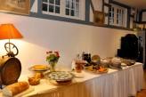 Hôstellerie la Vielle Ferme - Petit Déjeuner Buffet