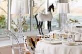 Hôtel le Roi Arthur - Restaurant panoramique