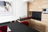 Résidence Radiana Appart Hôtel Rive droite - Cuisine du studio