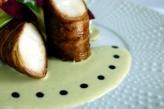 Hôtel la Jamagne & Spa - Plat sauce
