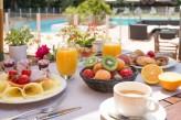 Hôtel Valescure Golf & Spa - Petit déjeuner