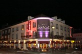 Hôtel la Jamagne & Spa - Façade de Nuit