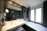 Hôtel la Jamagne & Spa - Salle de bain avec lumière du jour