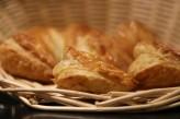 Hôtel la Jamagne & Spa - Petit déjeuner chaussons aux pommes