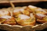 Hôtel la Jamagne & Spa - Petit déjeuner pains aux raisins