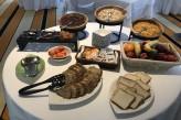 Hôtel le Roi Arthur - Petit déjeuner