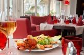 Hôtel Bellevue Beaurivage - Plat fruits de mer