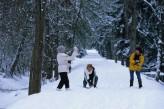 Résidence Radiana Appart Hôtel Rive droite - La Léchère Balade du Morel hiver