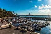 Hôtel Valescure Golf & Spa - Port du PoussaÏ Dramont à 10km de l'hôtel ©G.Roumestan