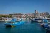 Hôtel Valescure Golf & Spa - Vieux port centre ville à 5km de l'hôtel ©N.Gomez