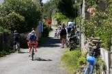 l'Île d'Arz : à vélos sur les chemins de l'ile. traversée en 30 min depuis Vannes située à 50 km de l'hôtel le Roi Arthur @Loic-KERSUZAN