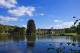 Abbaye des Vaux de Cernay – Vue Lac