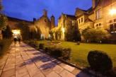 Abbaye des Vaux de Cernay – Entrée de Nuit