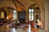 Abbaye des Vaux de Cernay – Salon du Bar