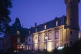 Château d'Isenbourg - Extérieur de Nuit