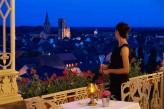 Château d'Isenbourg - Terrasse de Nuit