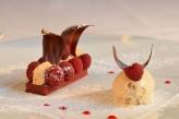 Château d'Artigny & Spa - Dessert fruits rouges