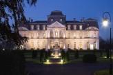 Château d'Artigny & Spa - Façade de nuit