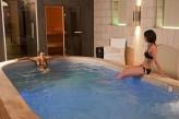 Château d'Artigny & Spa - Spa de nage & sauna