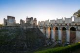 Château de Fère – Coucher de soleil sur les ruines