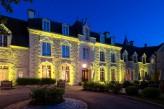 Château de Fère – Façade de nuit