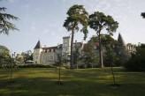 Château de Fère – Le Château vue du parc