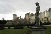 Château de Fère - Vue du Parc