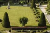 Château de Fère – Vue vers le parc