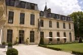 Château d'Ermenonville - Vue sur la Cour