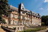 Château de Montvillargenne - Façace Arrière