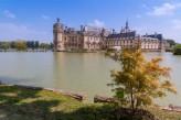 Château de Montvillargenne - Château de Chantilly à 7km de l'hôtel soit env 15min