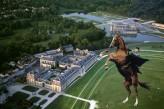 Château de Montvillargenne - Musée vivant du cheval à Chantilly à 7km de l'hôtel