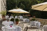 Château de Montvillargenne - Diner en terrasse par beau temps