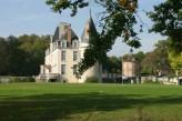 Château d'Augerville Golf & Spa - coté du chateau