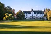 Château d'Augerville Golf & Spa - dernier trou devant le chateau