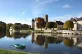 Château d'Augerville Golf & Spa - chateau de Nemours