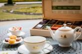 Château d'Augerville Golf & Spa - service à thé