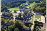 Château d'Augerville Golf & Spa - vue aérienne
