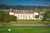 Château de Chailly - Golf  vue Château