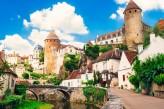 Château de Chailly - Saumur-en-Auxois situé à 35 minutes de l'hôtel