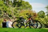 Domaine de la Courbe - Balade à vélo @otvl Stevan Lira